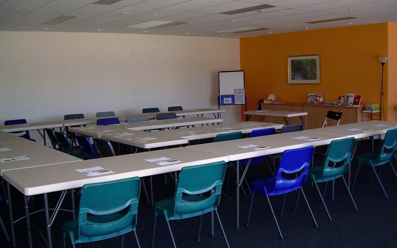 Owen Homoeopathics Seminar Room