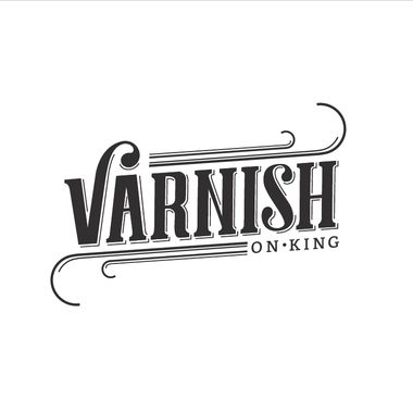 Varnish On King Logo - Logo Uploaded