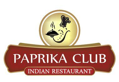 Paprika Club Restaurant Logo - Logo Uploaded