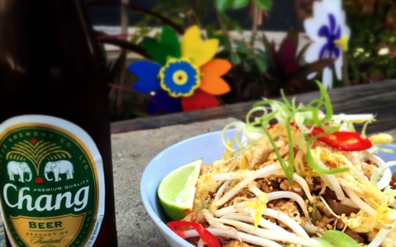 Kitsch for Phad Thai Tuesdays.