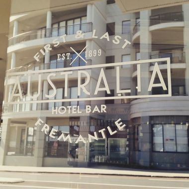 Australia Hotel Fremantle Logo - Logo Uploaded