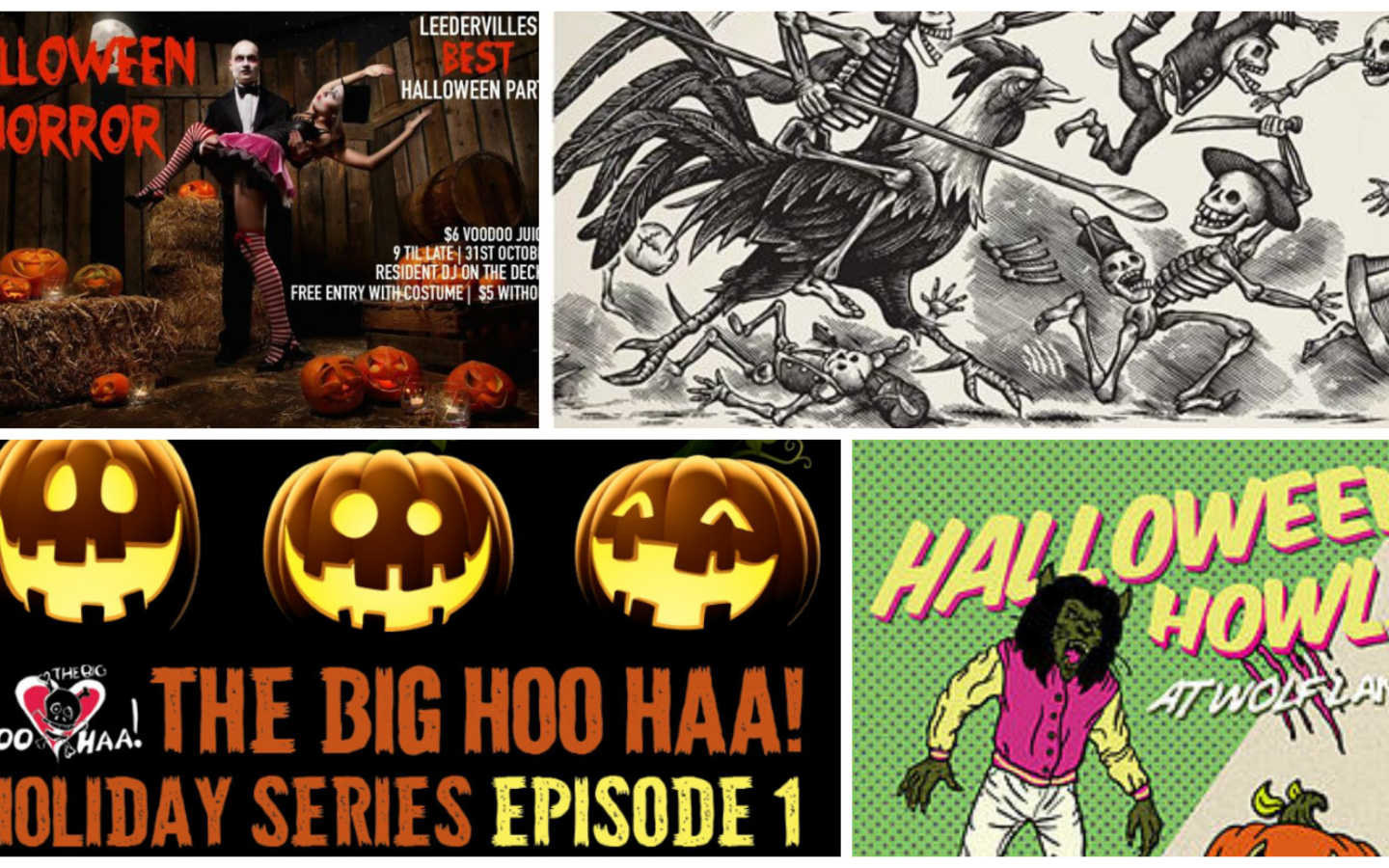 Halloween. Your Guide to Fright Night.