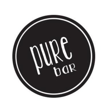 Pure Bar Logo - Logo Uploaded