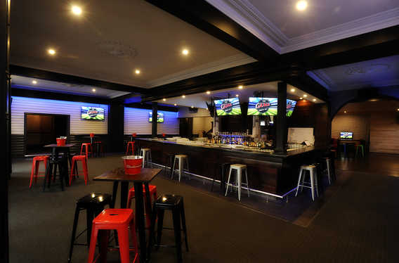 The Game Sports Bar photo