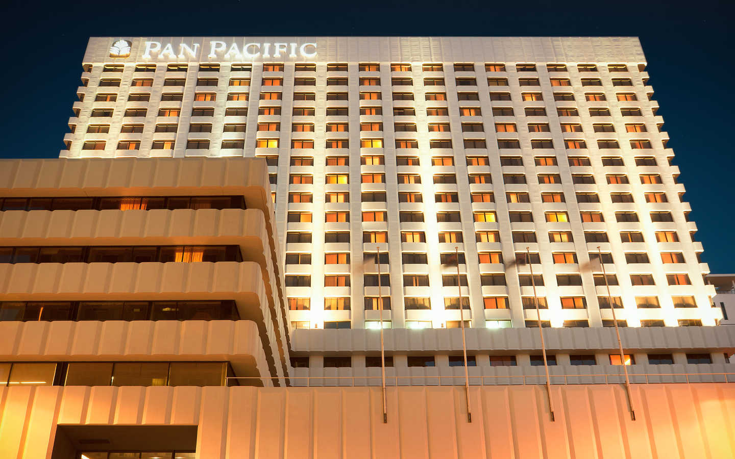 Front of Pan Pacific