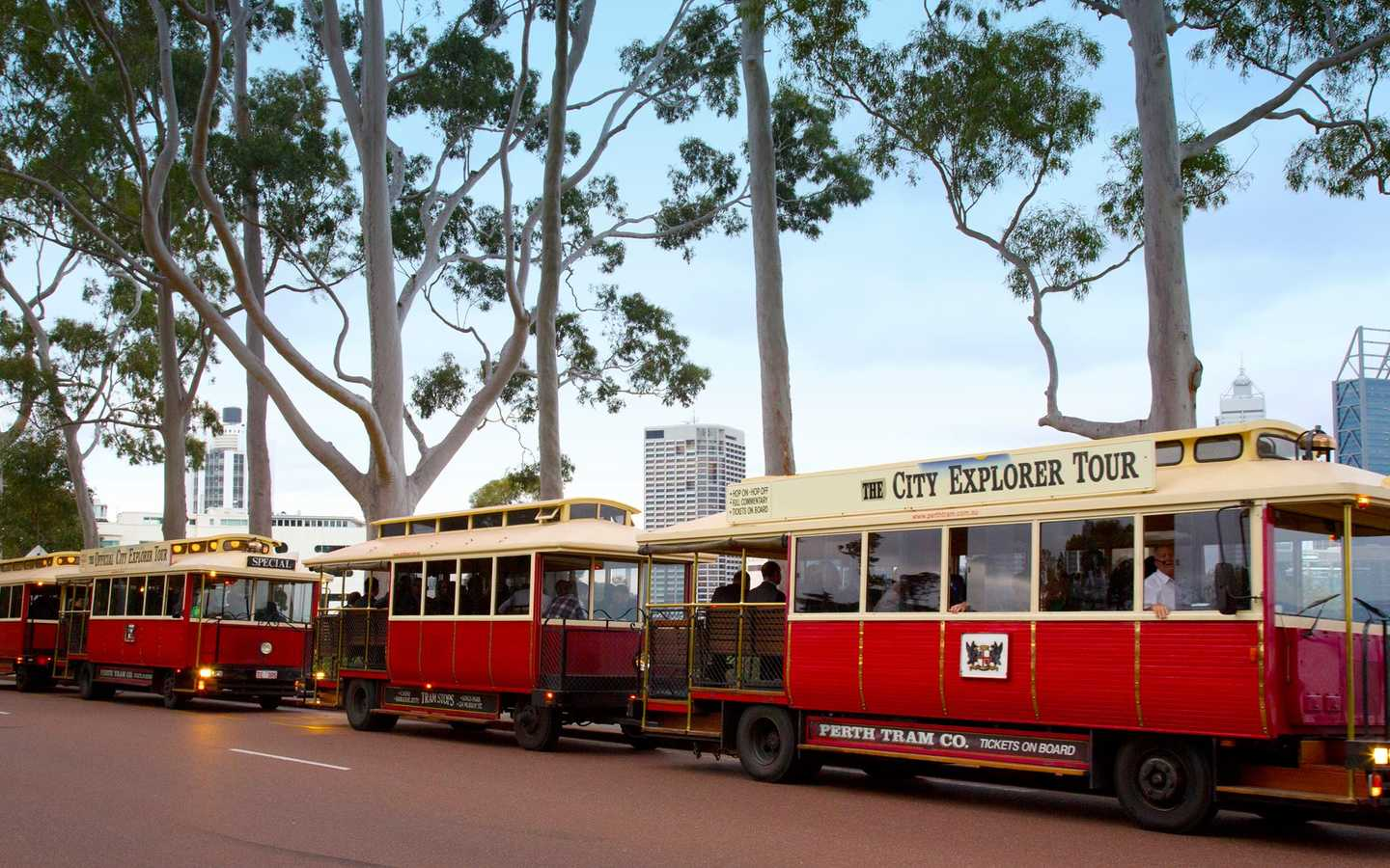 Perth Trams