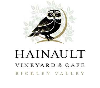 Hainault Vineyard and Cafe Logo - Logo Uploaded