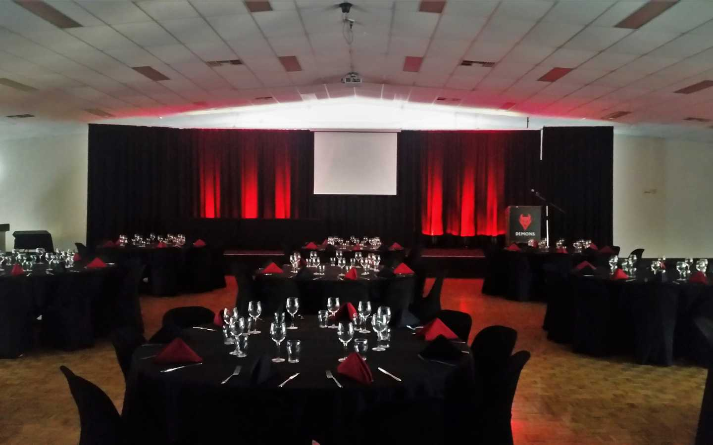 Lathlain Function Centre Colour Theming
