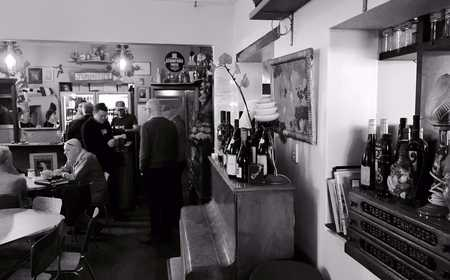 Juanita's Bar in Subiaco. Quirky fun, especially on Fridays. thumbnail