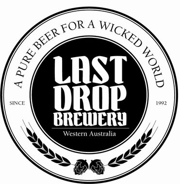 Last Drop Brewery Logo - Logo Uploaded