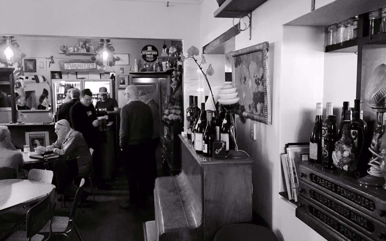 Juanita's Bar in Subiaco. Quirky fun, especially on Fridays.