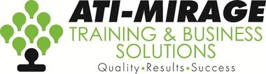 ATI-Mirage Training & Business Solutions Logo - Logo Uploaded