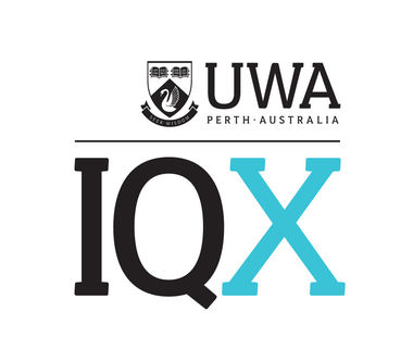 UWA IQX Logo - Logo Uploaded