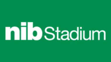 nib Stadium Logo - Logo Uploaded