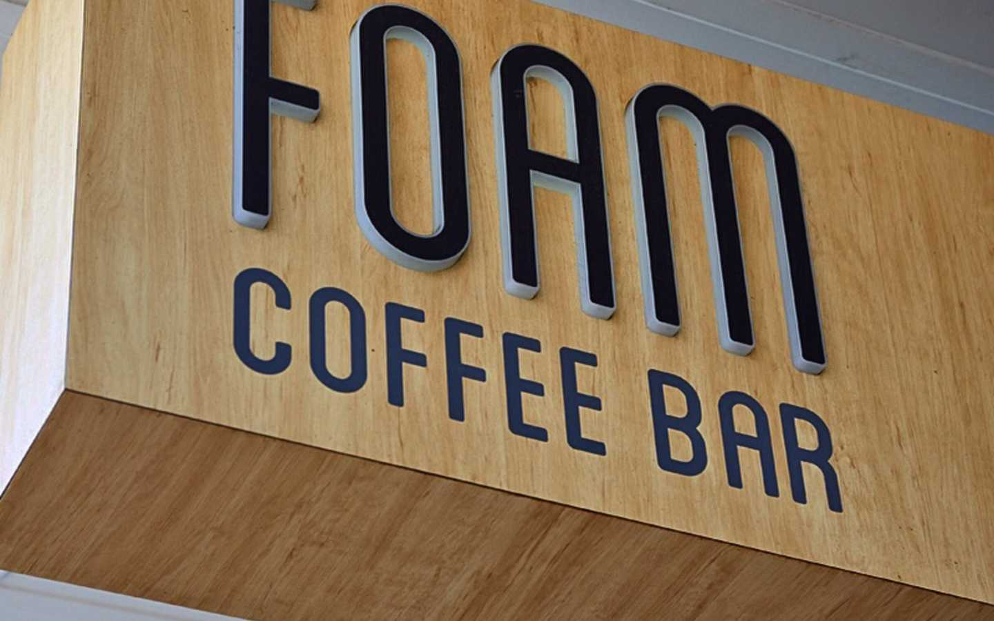 Foam Coffee Bar