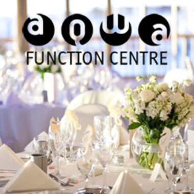AQWA Function Centre Logo - Logo Uploaded