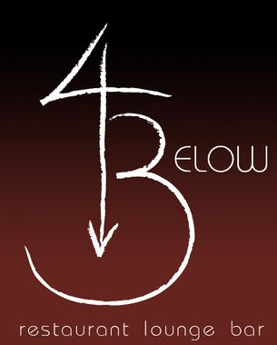 43 Below Bar & Restaurant Logo - Logo Uploaded