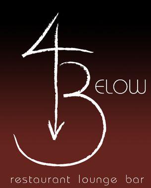 43 Below Bar & Restaurant Logo - Logo Uploaded