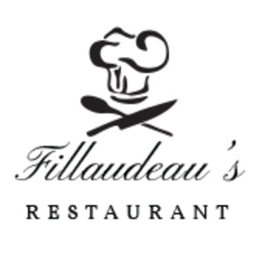 Fillaudeau's Restaurant Logo - Logo Uploaded