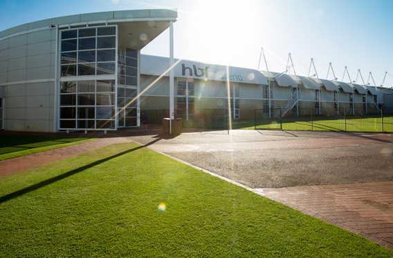 HBF Arena photo