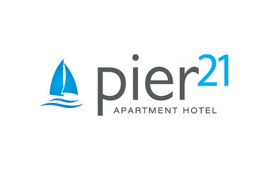 Pier 21 Apartment Hotel Logo - Logo Uploaded