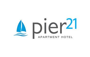 Pier 21 Apartment Hotel Logo - Logo Uploaded
