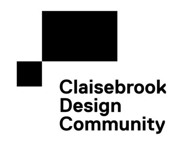 Claisebrook Design Community Logo - Logo Uploaded