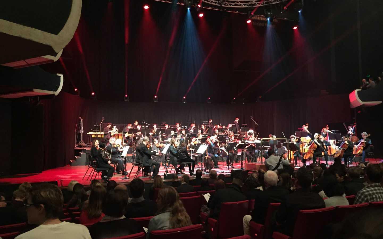 Perth Concert Hall. Josh Pyke & WASO.