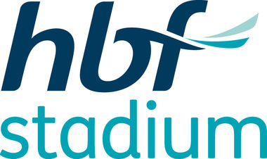 HBF Stadium Logo - Logo Uploaded