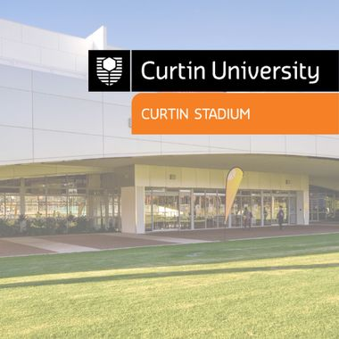 Curtin Stadium Logo - Logo Uploaded