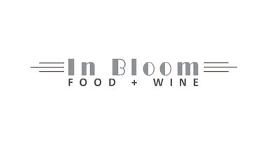 In Bloom Food + Wine Logo - Logo Uploaded