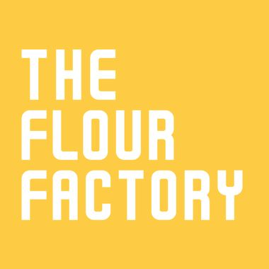The Flour Factory Logo - Logo Uploaded