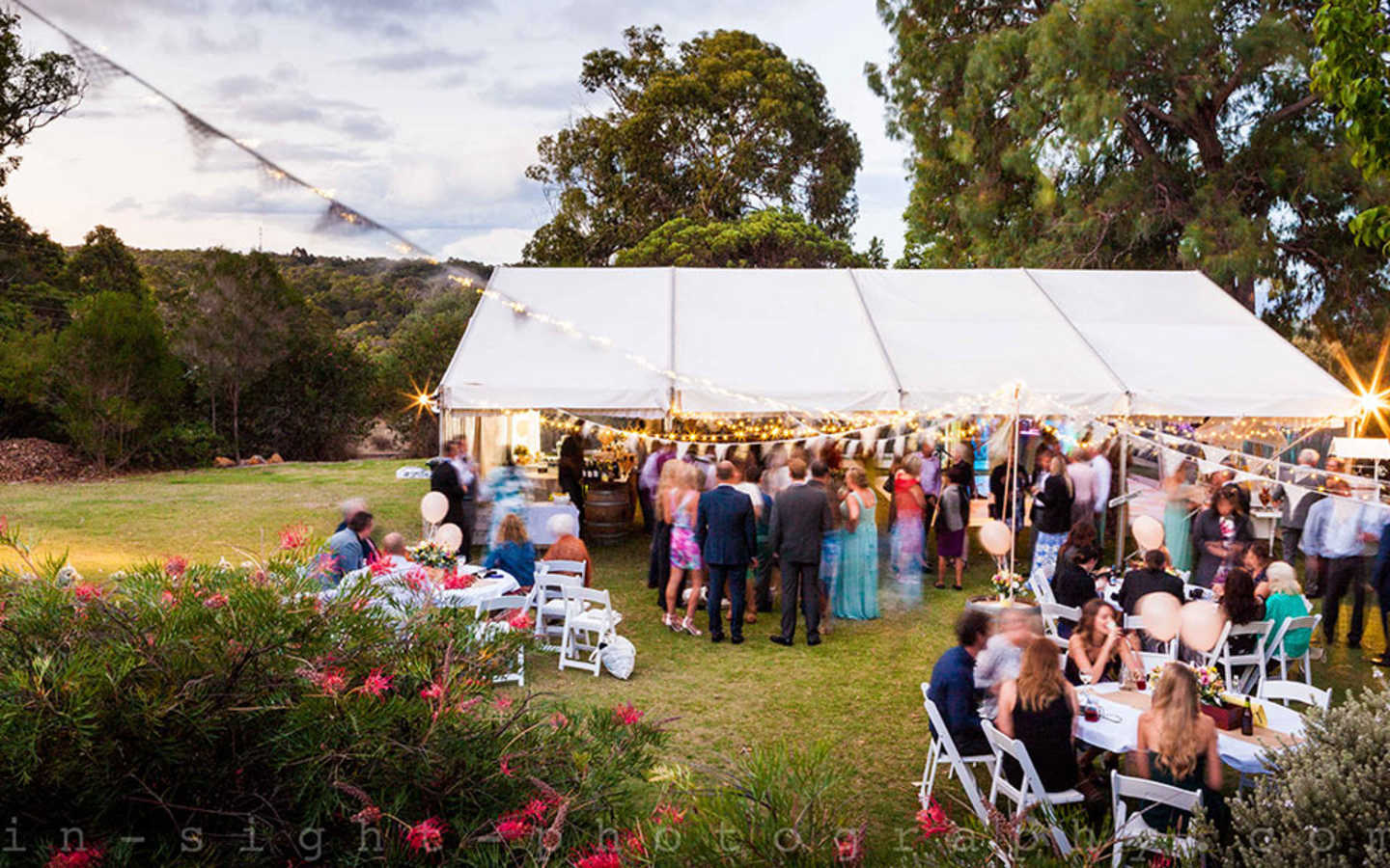 Room for a marquee