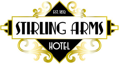 The Stirling Arms Hotel Logo - Logo Uploaded