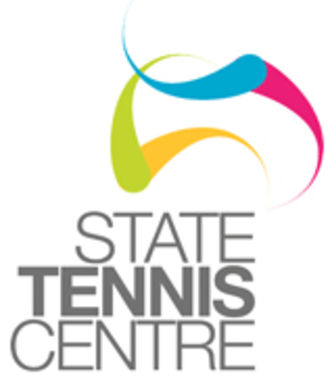 State Tennis Centre Logo - Logo Uploaded