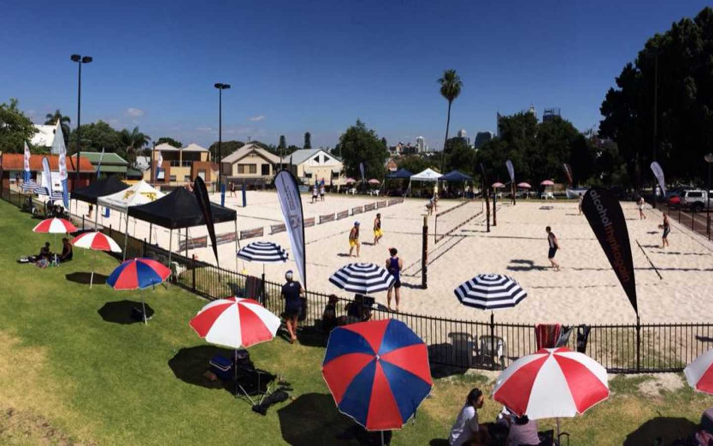 Volleyball WA-Inner City Beach